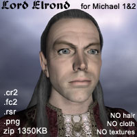 Lord Elrond character 